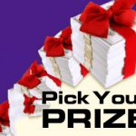 Pick Your Prize Partypoker